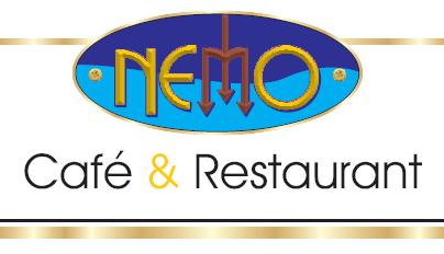 Cafe & Restaurant NEMO in Otterndorf Logo
